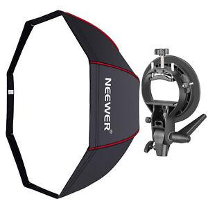 Neewer-Studio-32-inch-Octagonal-Softbox-and-S-Type-Bracket-Holder