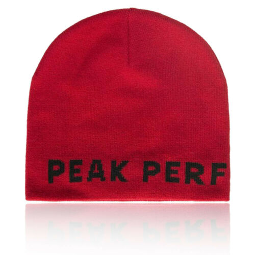 Peak Performance Unisex Hat Cap Red Sports Outdoors Warm Breathable Lightweight