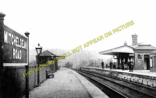 Mitcheldean Road Railway Station Photo Ross-on-Wye 2 Longhope.