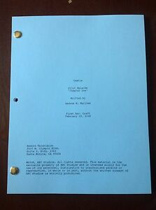 CASTLE-TV-SHOW-Scripts-LOT-9-TOTAL-EPISODES-NATHAN-FILLION-Stana-Katic-NEW