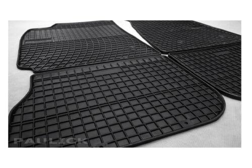 ab 2002 bis 5//2008 Kfz-Matten Gummi Fußmatten für Seat Ibiza III Bj Typ 6L