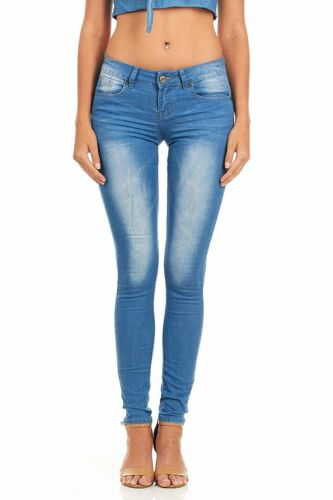 fesses skinny Girl femmes lev Cover Jeans Designer pour CxYTtqTw