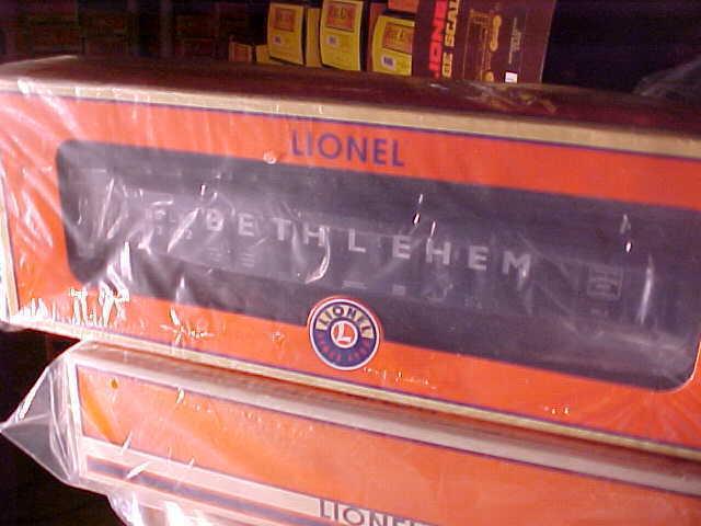 Lionel -   81892 - stahlfabrik 52  - gondel mit sich