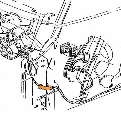 1968-1981 Corvette Power Window Wiring Harness Door Boot ...