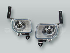 TYC Fog Lights Driving Lamps Assy with bulbs PAIR fits 1998-2000 VOLVO S70 V70