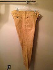 Men's American Eagle Original Straight Khaki Pants Size 38 X 32 (actual 40 X 30)