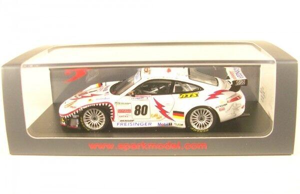 Porsche 911 (996) gt3 rs No. 80 Drive Motorsport Motorsport Motorsport LeMans 2002 (R. Dumas-S. b65108
