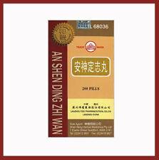 An Shen Ding Zhi Wan - Zizyphus & Polygala Formula