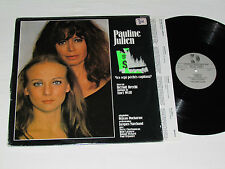PAULINE JULIEN Les Sept Peches Capitaux - Ballet Chante LP Kebec-Disc KD-977 NM