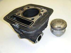 78-81-82-83-KAWASAKI-KLT250-Klt-250-Kl-KLX-Haut-Fin-70mm-Std-Piston-Jug-Cylindre