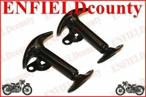 HOOD-BONNET-LATCH-BLACK-2-UNITS-FOR-4X4-JEEP-WRANGLER-FORD-WILLYS-1970-90s-AUD