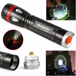 3000LM-3Modes-UltraFire-XML-T6-LED-Zoommabile-18650-Torcia-Elettrica-Lampad