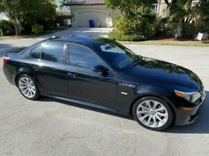 2006-BMW-M5-E60-V10-53K-MILES-2-OWNERS-GORGEOUS-SEDAN