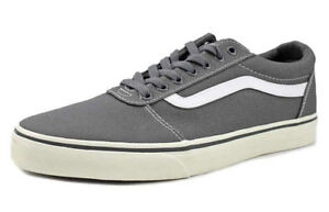 vans ward canvas grey