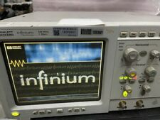 Hp Agilent Keysight 54810a Infinium Oscilloscope 500 Mhz 2 Channel 1gsas L4