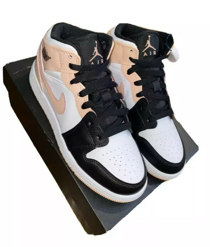 Nike Air Jordan 1 Mid Crimson Tint FREE POSTAGE✅