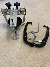 Whipmix Model 2240 Series Semi Adjustable Articulator Mounting Plate Facebow