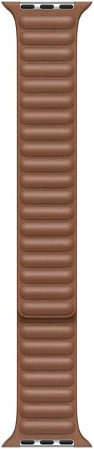 Genuine Apple Watch Band - Leather Link (44mm) - Saddle Brown - Large UD