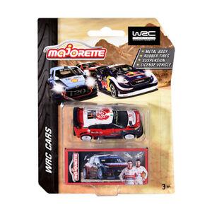 Majorette Racing Cars WRC 212084012