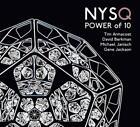 Power Of 10 von NYSQ (New York Standards Quartet) (2016)