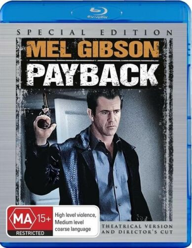 1 of 1 - Payback                            Blu-Ray Region B