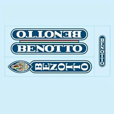 Benotto Bicycle Decals - Transfers - Stickers #1