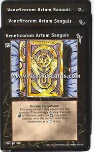 Veneficorum Artum Sanguis x3 FN VTES Jyhad