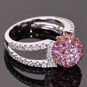 Sphere-Pink-Sapphire-Ring-14k-White-and-Yellow-Gold