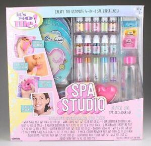 New-Girl-039-s-It-039-s-So-Me-4-In-1-Creative-Spa-Studio-Bath-Bombs-Face-Masks-Soap-Balm