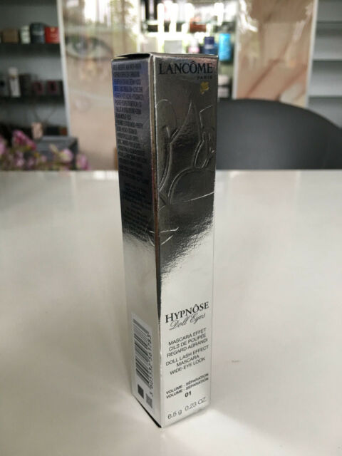LANCOME HYPNOSE DOLL EYES MASCARA NR. 01 SO BLACK 6,5 ml OVP