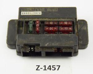 Kawasaki-ZXR-750-ZX750H-Bj-90-Sicherungskasten-Sicherungsbox-56576507
