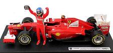 Hot Wheels Racing BBW94 2012 Fernando Alonso Ferrari F2012 F1 Malaysian GP