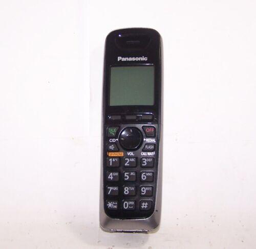 1 panasonic kx-tga653b dect 6.0 cordless handset kx-tg6532 kx-tg6533 kx-tg6534