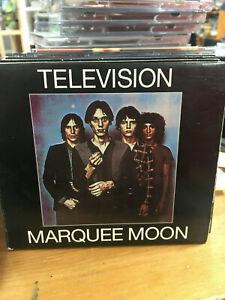 TELEVISION-MARQUEE-MOON-RARE-TRIPLE-GATEFOLD-STYLE-CD-ALBUM