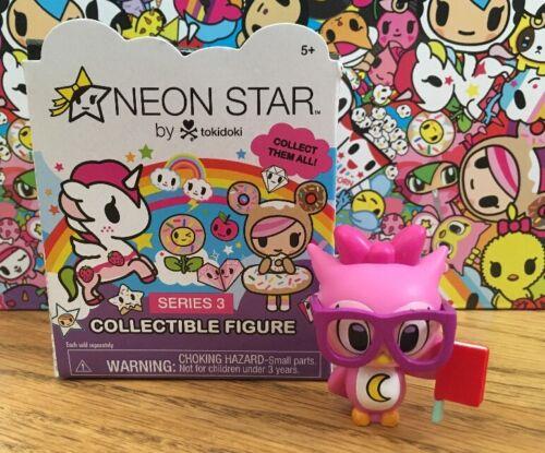 Neon Star By Tokidoki Series 3 Collectible Vinyl Figure Nerdy M4