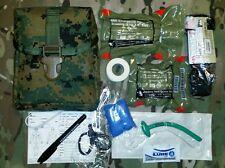MARPAT Digital Woodland IFAK w North American Rescue Trauma Kit / CAT Tourniquet