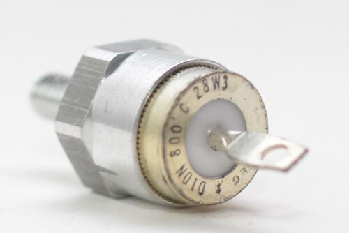 Silizium Gleichrichter-Diode v AEG Typ D10N800C Silicon Rectifier 10A // 800 V