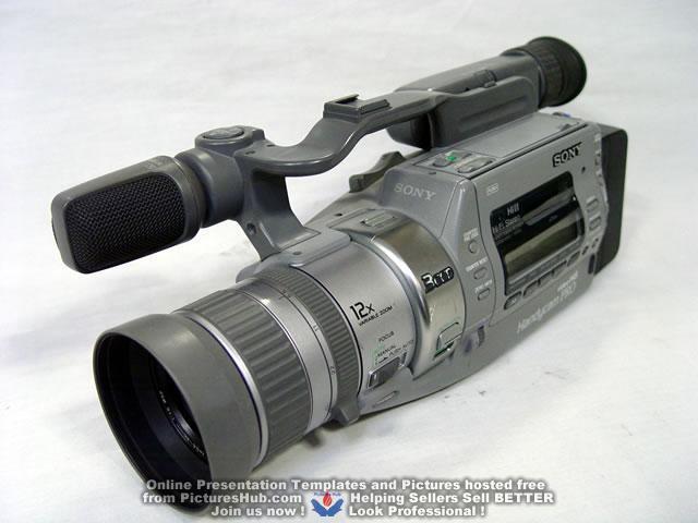 Sony Operation Manual CCD TR101 /TR805 /TR805E Video Camera (#3633)
