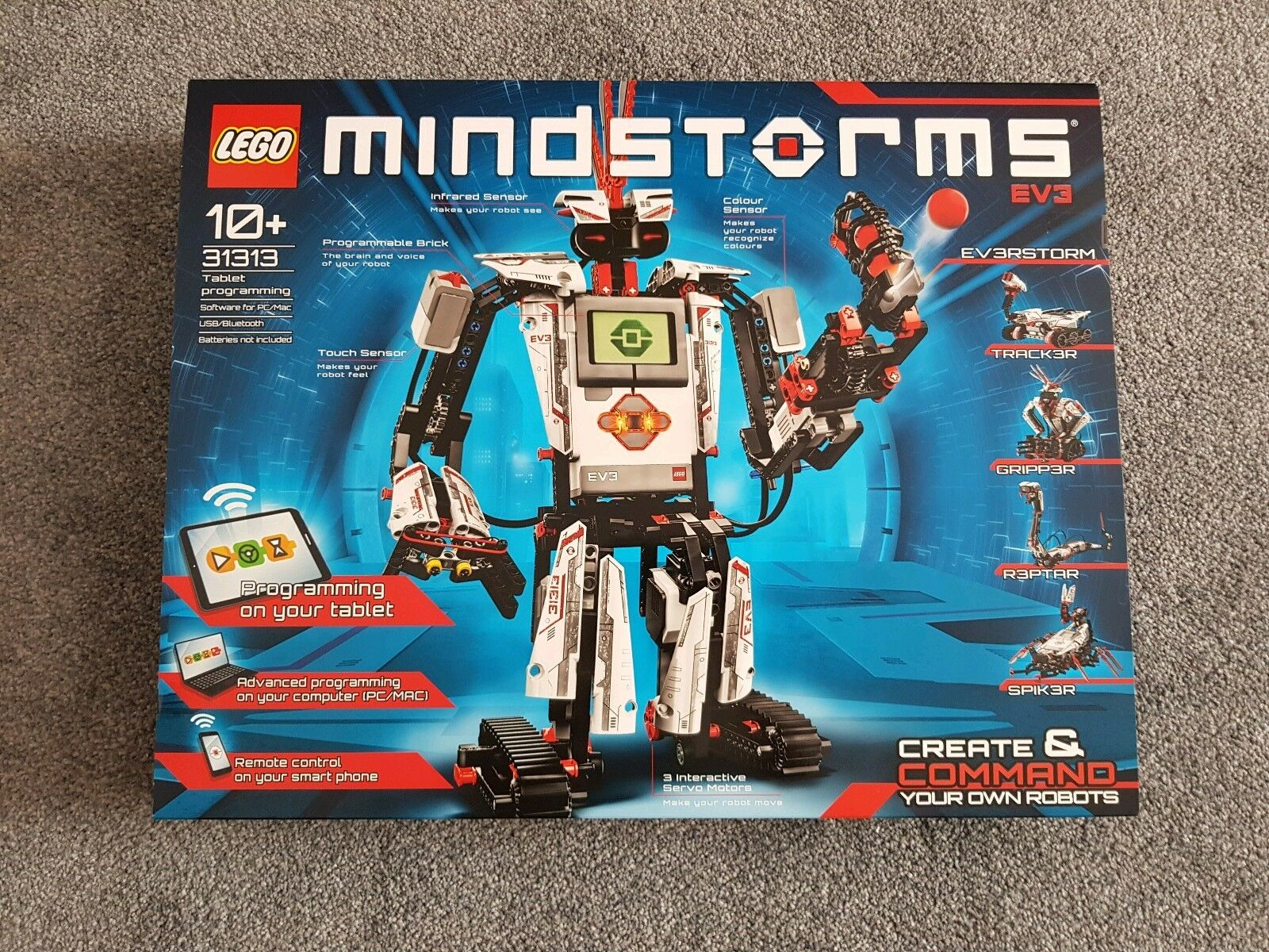 LEGO Mindstorms EV3 (31313) brand new and sealed in original box