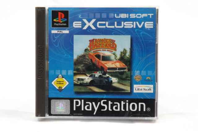 The Dukes Of Hazzard (Sony PlayStation 1/2) PS1 Spiel OVP, PAL, CIB, neuwertig