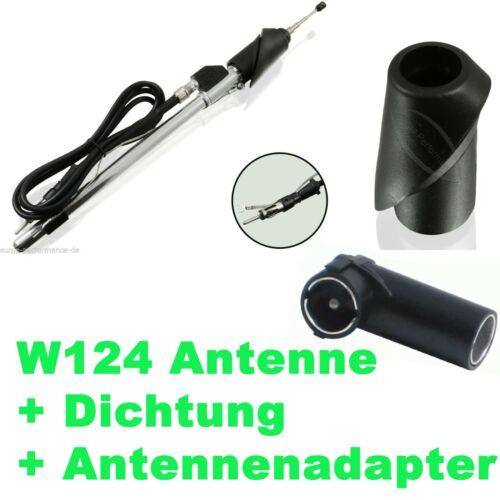Adaptateur Antennes Garde boue Télescope Antenne Pour Mercedes w124 E Classe antenne