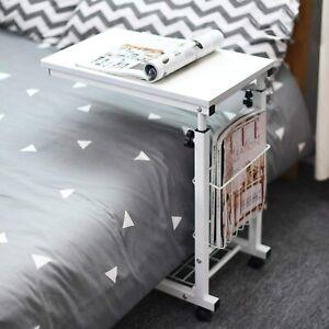 Sogesfurniture-BHEU-C6-Table-Portable-avec-Roues-Table-en-Hauteur-Reglable