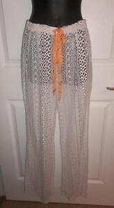 1aa858d762 Victoria's Secret White Lace Beach Bikini Swimsuit Cover Swim Cover ...