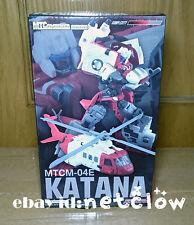 Transformers Maketoys MTCM-04E Katana Defensor Blades in Stock