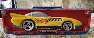 MATTEL-HOTWHEELS-SPLITTIN-IMAGE-II-CARS-TRUCKS-DISPLAY-amp-CARRYING-CASE-20015
