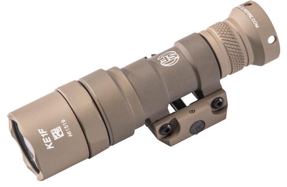 Luz LED SureFire M300C-Z68-TN Compacto Weaponlight Scout 500 lúmenes