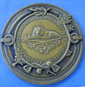 Belgie-Belgium-medaille-Belgische-Turnbond-Uit-erkentelijkheid-1946