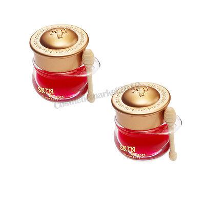 SKINFOOD Honey Pot Lip Balm 6.5g #1 Honey Pot Berry 2pcs wholesale