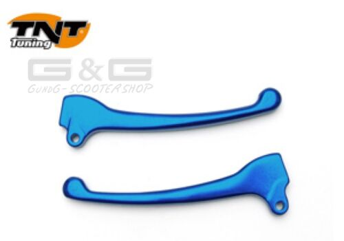 Brake Lever Blue for Piaggio TPH NRG NTT GILERA STORM with Drum Brake Rear