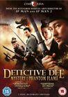 Detective Dee - Mystery of The Phantom Flame 2011 Adventure Movie DVD UK Bra